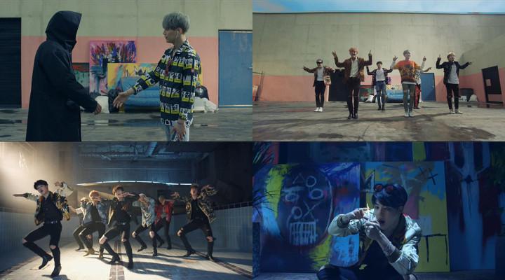 防弾少年団(BTS)「FIRE」のMVティーザー映像を公開
