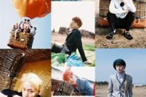 防弾少年団「花様年華 Young Forever」コンセプト写真が公開