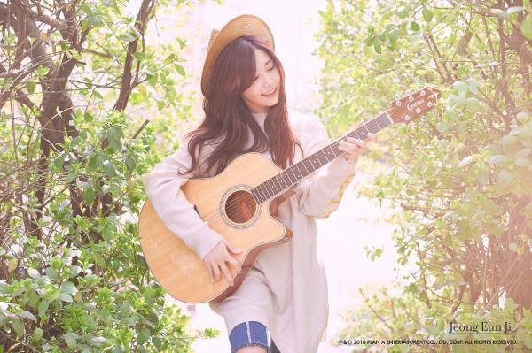 Apinkチョン・ウンジが1stソロアルバム「DREAM(ドリーム)」を発売
