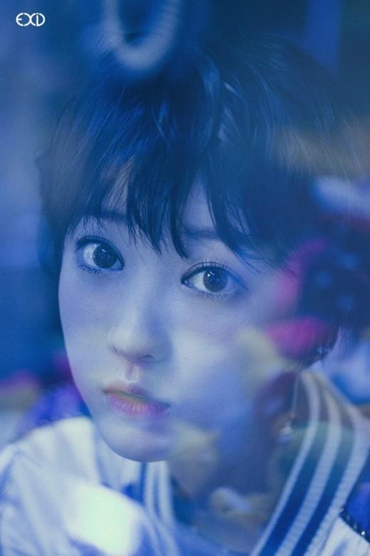 EXID ヘリン 1stフルアルバム「Street」の予告イメージを公開