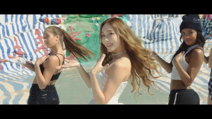 JESSICA(ジェシカ)新曲「FLY」ミュージックビデオ