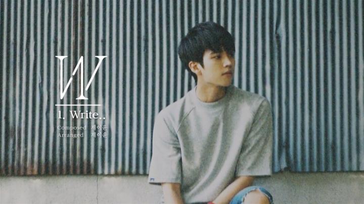 INFINITE ウヒョンの1stソロアルバム「Write..」プレビュー映像が公開!