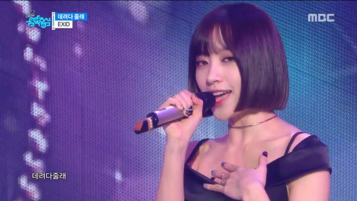 EXID&f(x) ルナ&CLCがカムバック「音楽中心」6月1週目
