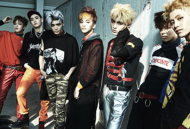 NCTの新ユニット「NCT 127」、タイトル曲「Fire Truck」のMVを公開!1stミニアルバム「NCT #127」収録曲