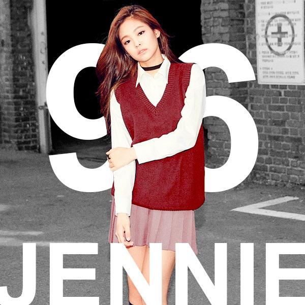 ジェニー・JENNIE(BLACKPINK)を韓国語では?名前・本名ハングル表記