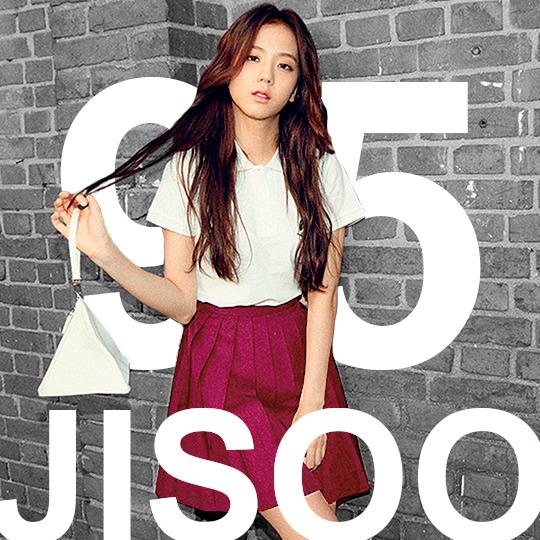 ジス・JISOO(BLACKPINK)を韓国語では?名前・本名ハングル表記