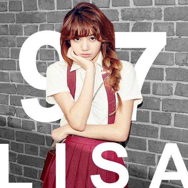 リサ・LISA(BLACKPINK)を韓国語では?名前・本名ハングル表記