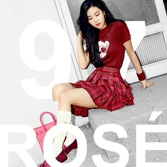 ロゼ・ROSÉ(BLACKPINK)を韓国語では?名前・本名ハングル表記