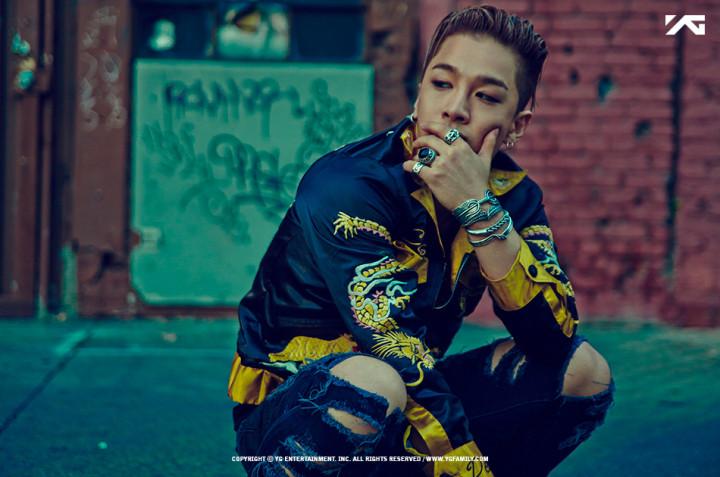 SOL・ソル(BIGBANG)を韓国語では?ヨンベ・テヤンの名前・本名ハングル表記