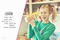 ジュイ・Jooe(MOMOLAND)を韓国語では?名前・本名ハングル表記