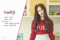 ナンシー・Nancy(MOMOLAND)を韓国語では?名前・本名ハングル表記