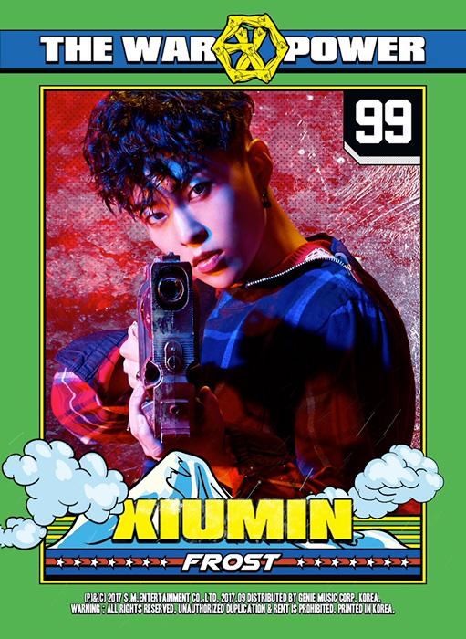 シウミン・XIUMIN(EXO・エクソ)を韓国語では?ミンソクの名前・本名ハングル表記