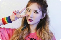 LE・エリー(EXID)を韓国語では?名前・本名ハングル表記