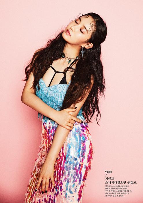 ユリ・Yuri(少女時代・SNSD)を韓国語では?名前・本名ハングル表記