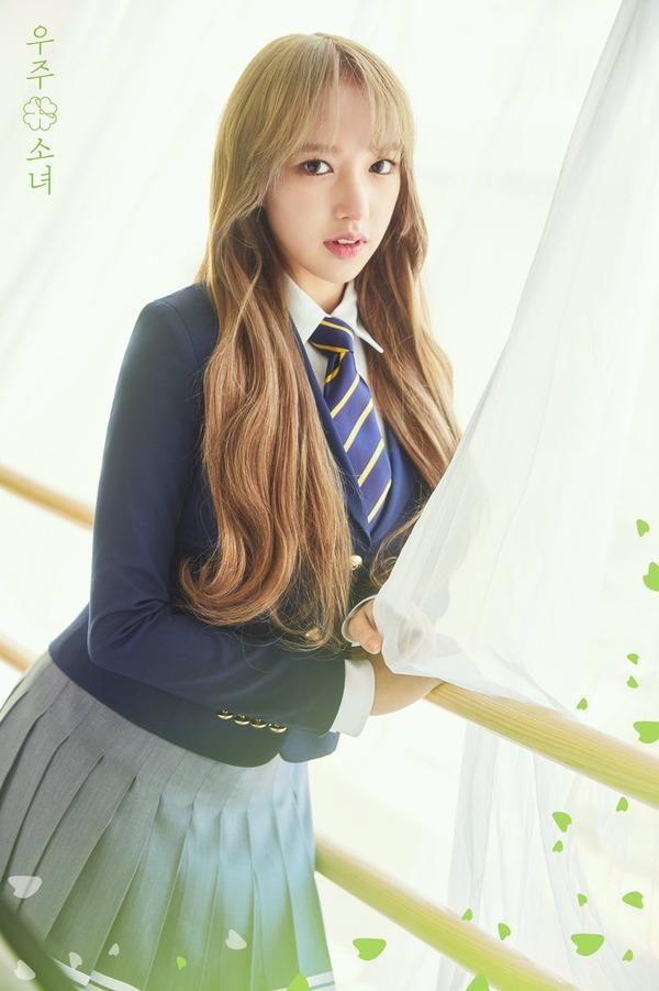 ソンソ・Chengxiao(宇宙少女・WJSN)を韓国語では?名前・本名ハングル表記