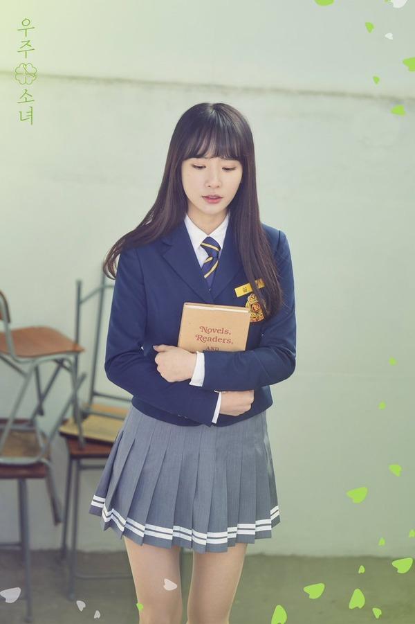 ソラ・Seola(宇宙少女・WJSN)を韓国語では?名前・本名ハングル表記
