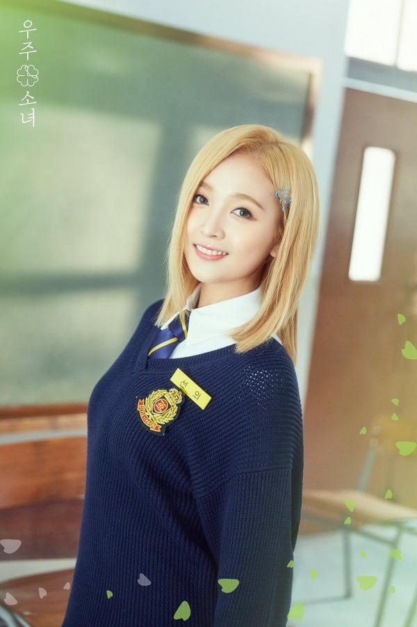 ソニ・Xuanyi(宇宙少女・WJSN)を韓国語では?名前・本名ハングル表記