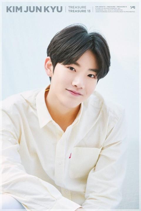 キム・ジュンギュ(TREASURE・トレジャー)を韓国語では?名前・本名ハングル表記