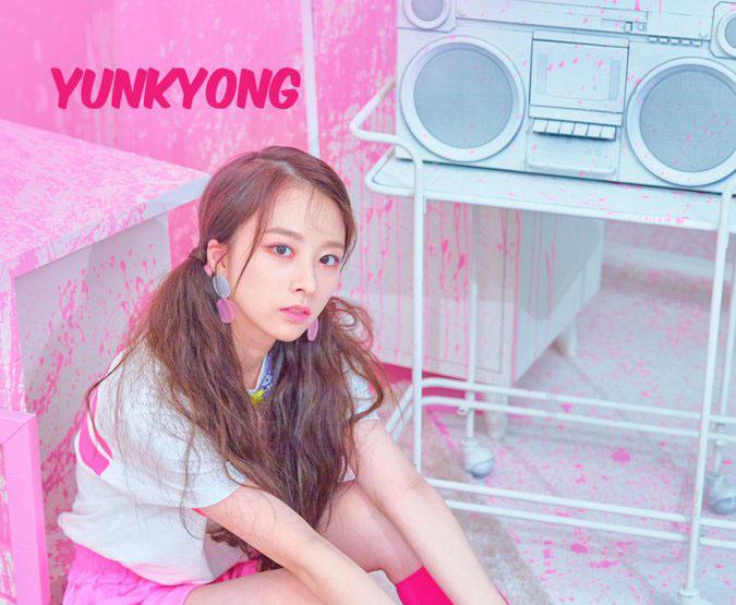 ソ・ユンギョン(Rocket Punch)を韓国語では?YUNKYOUNGの名前・本名ハングル表記