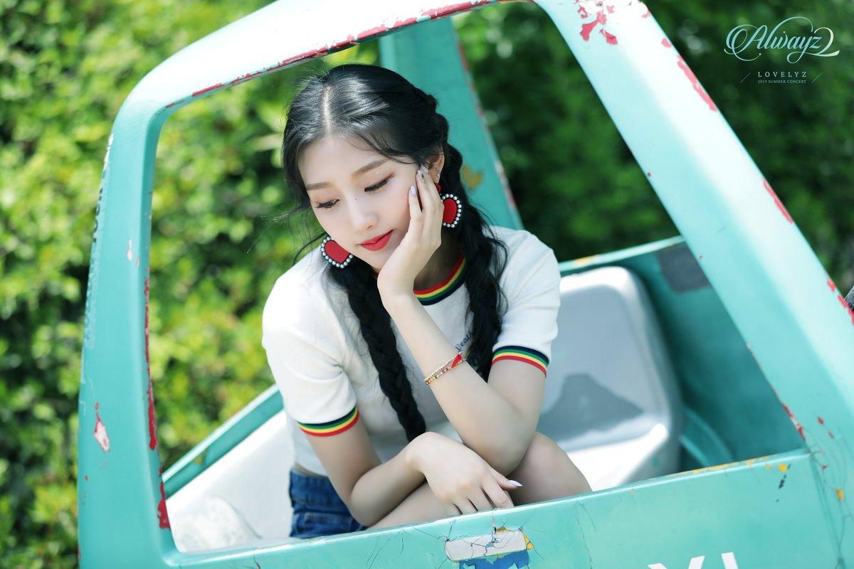 イェイン・Yein(LOVELYZ・ラブリーズ)