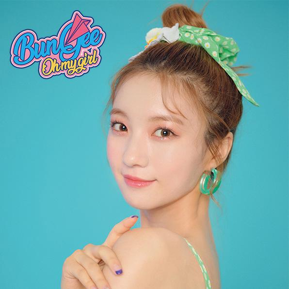ビニ・BINNIE(オーマイガール・OH MY GIRL)を韓国語では?名前・本名ハングル表記