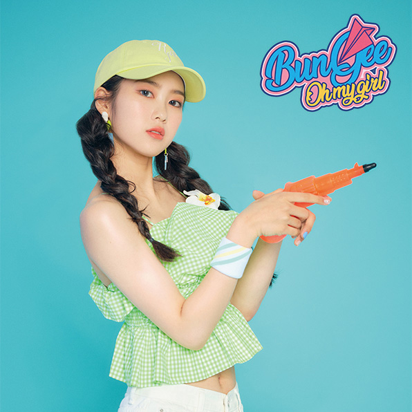 ジホ・JIHO(オーマイガール・OH MY GIRL)を韓国語では?名前・本名ハングル表記