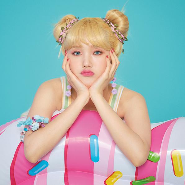 ミミ・MIMI(オーマイガール・OH MY GIRL)を韓国語では?名前・本名ハングル表記