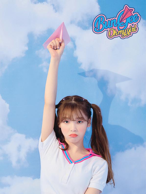 スンヒ・SEUNGHEE(オーマイガール・OH MY GIRL)