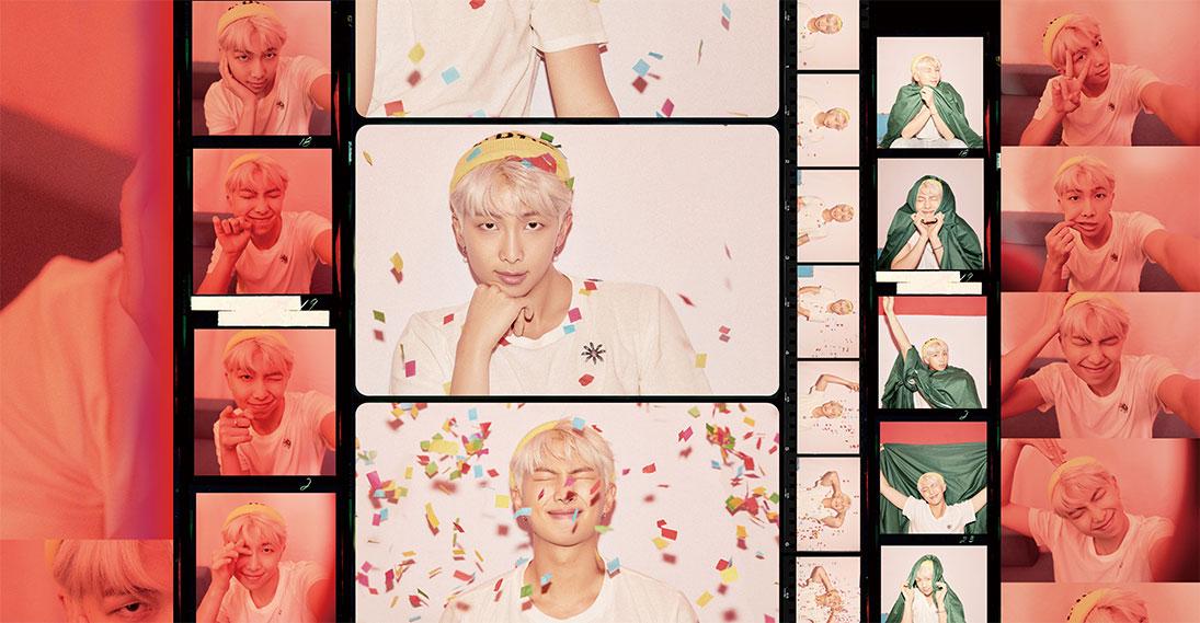 RM(ラップモンスター / Rap Monster)の血液型